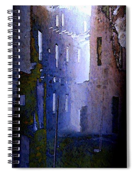 Blue Mesa Spiral Notebook
