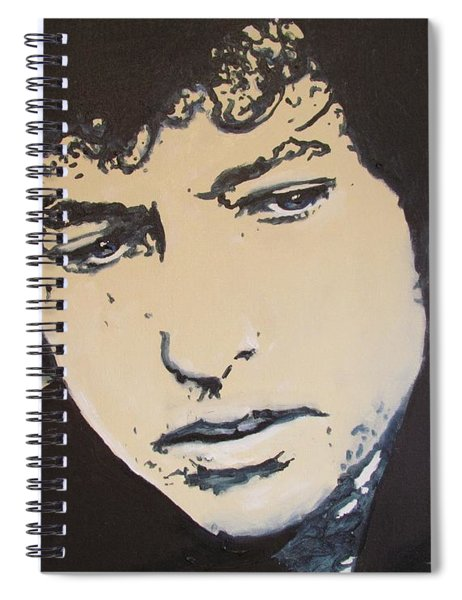Bob Dylan - It's Alright Ma Spiral Notebook