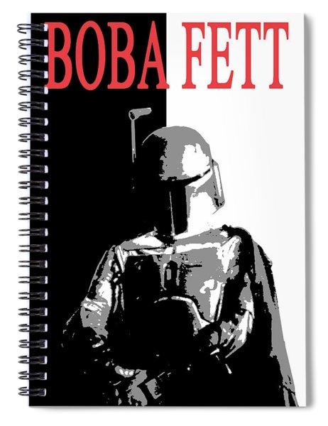 Boba Fett- Gangster Spiral Notebook