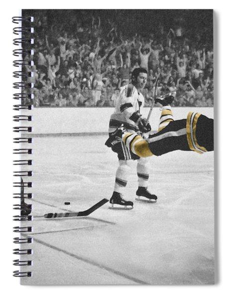 Bobby Orr 2 Spiral Notebook
