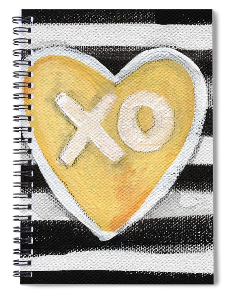 Bold Love Spiral Notebook