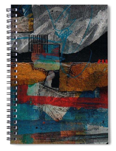 Bold Start Spiral Notebook