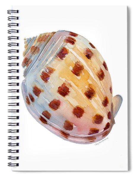 Bonnet Shell Spiral Notebook