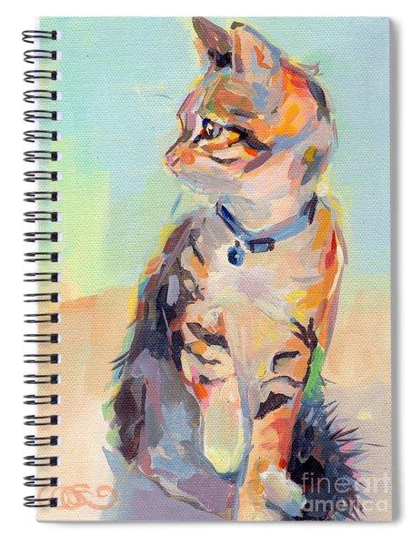 Boo Spiral Notebook