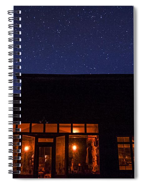 Boone Store And Warehouse Spiral Notebook