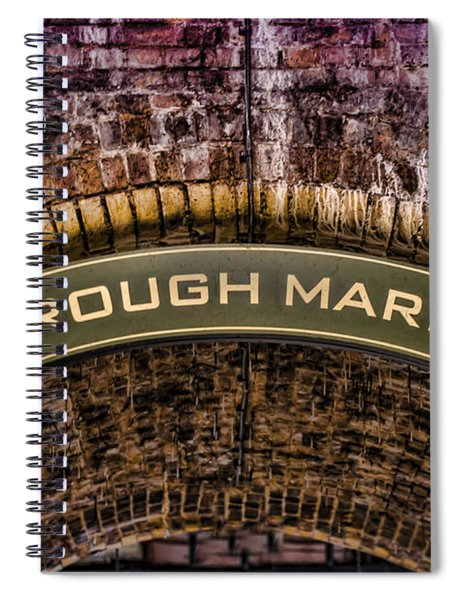 Borough Archway Spiral Notebook