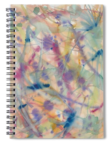 Botanical Dream Spiral Notebook