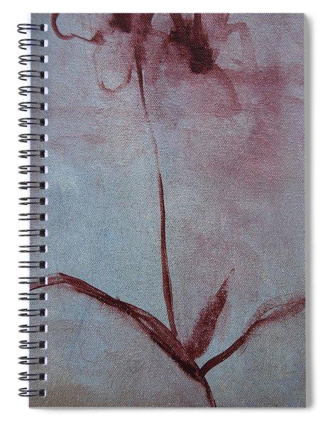Botanical Flowers Spiral Notebook