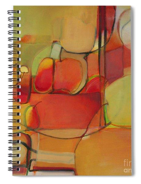Bowl Of Fruit Spiral Notebook