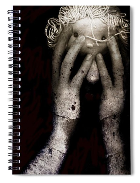 Brain Fight Spiral Notebook