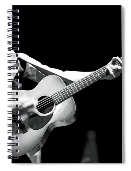 Brandi Carlile Count Basie Theatre Spiral Notebook