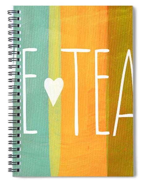 Brave Teacher Spiral Notebook