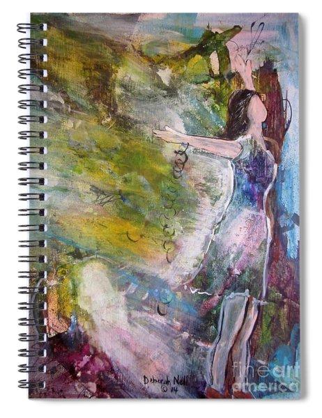Break Every Chain Spiral Notebook