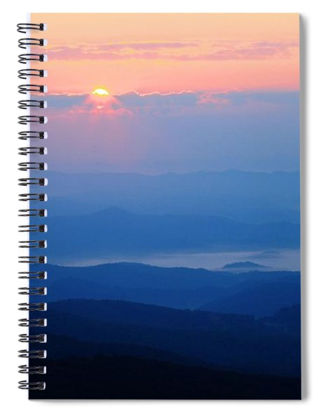 Breaking Dawn Spiral Notebook