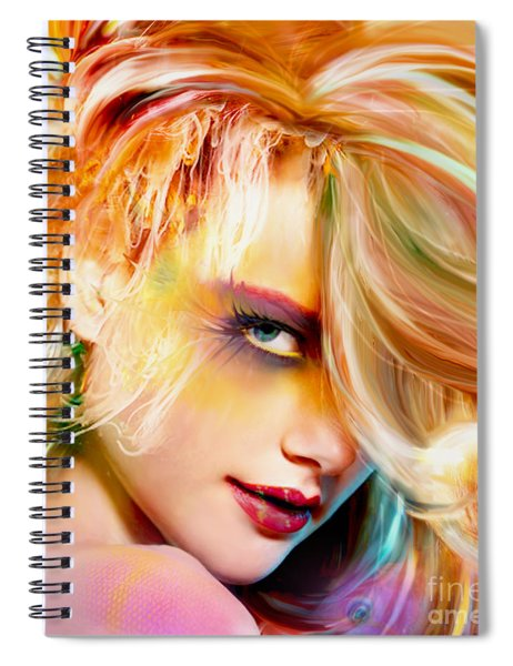 Breathing Underwater Amphibious Me Spiral Notebook