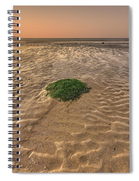 Breeze Of Dawn Spiral Notebook