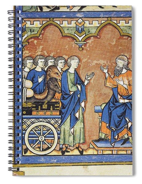 Brethren Spiral Notebook
