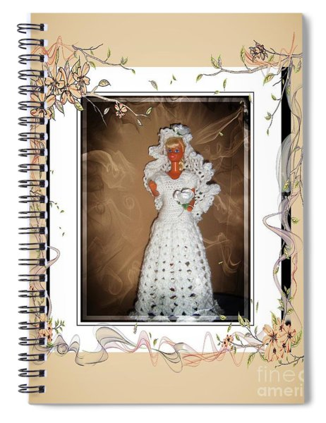 Bridal Beauty - Fashion Doll - Girls - Collection Spiral Notebook
