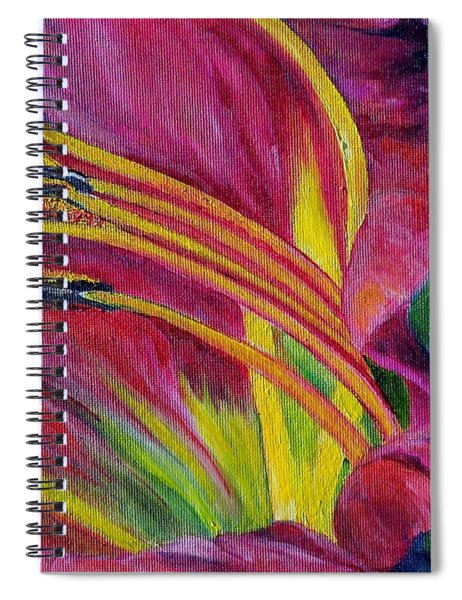 Brilliance Within Spiral Notebook