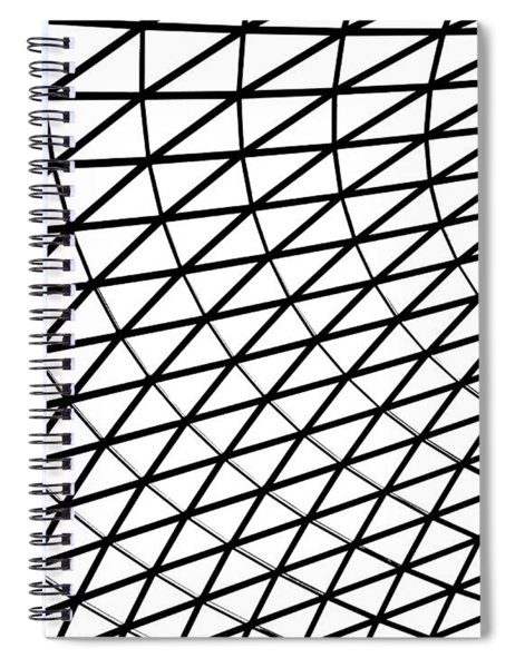 British Museum Geometry Spiral Notebook