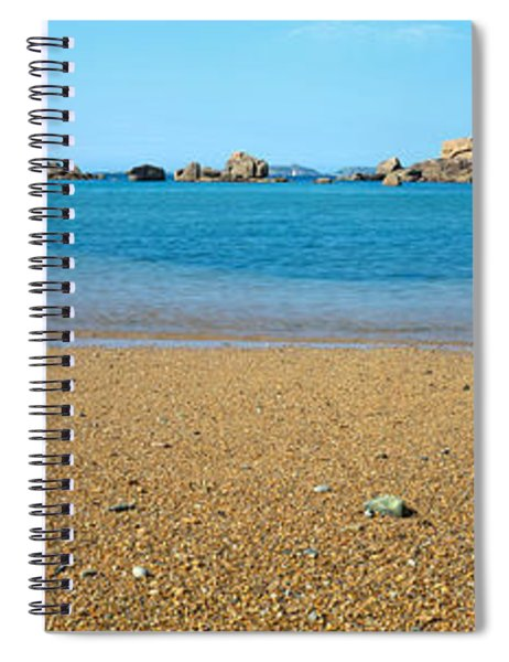 Brittany France Spiral Notebook