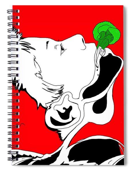 Brocolas Spiral Notebook