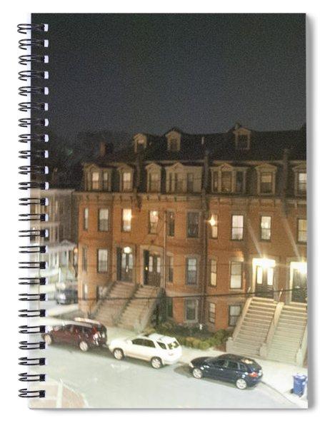 Brownstone Spiral Notebook