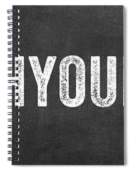 Brush Your Teeth Spiral Notebook