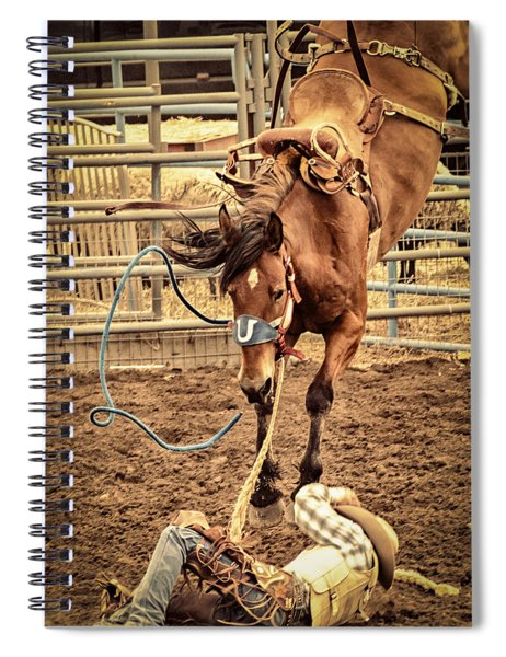 Bucking Spiral Notebook