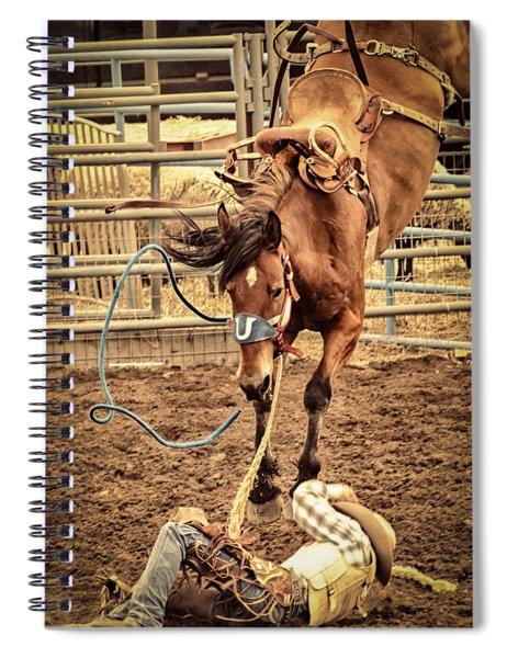 Bucking Spiral Notebook