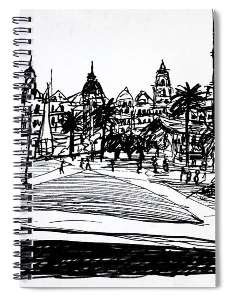 Buenos Aires Argentina  Spiral Notebook