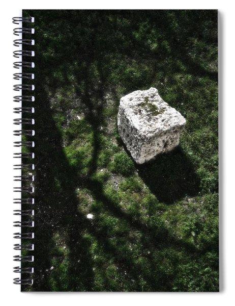 Building Block Jerusalem Old City Wall Spiral Notebook