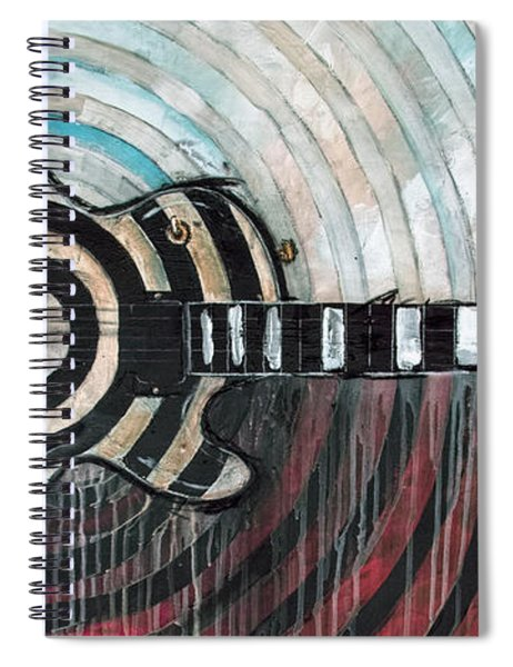 The Grail Spiral Notebook