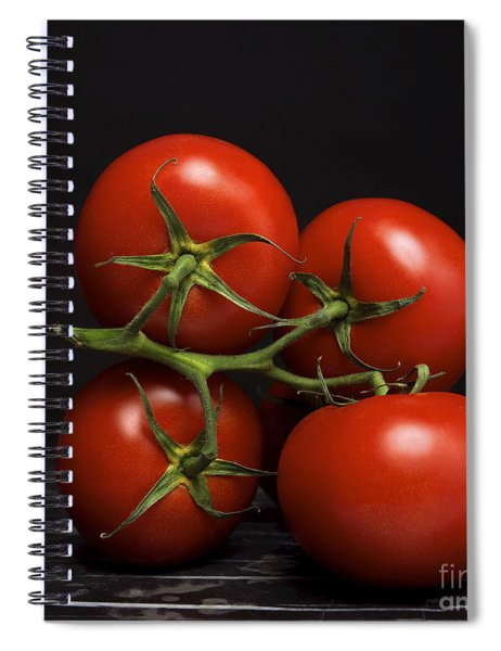 Bunch Of Tomatoes. Spiral Notebook