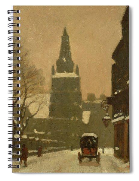 Bunhill Row Spiral Notebook