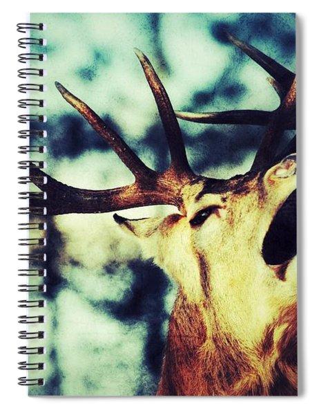 Burling Deer Spiral Notebook