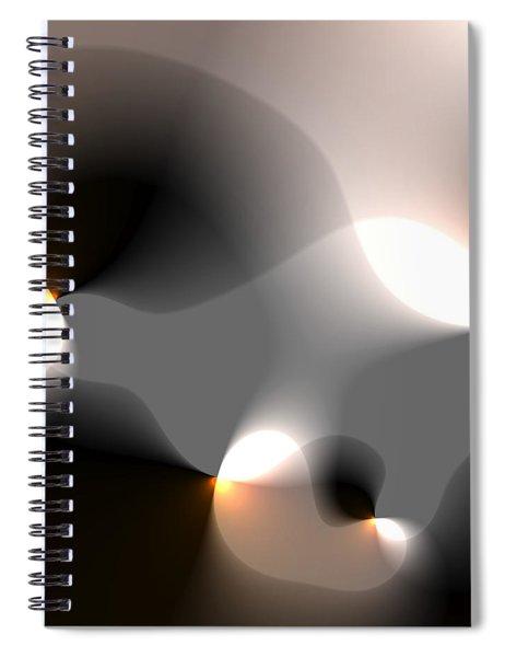 But Spiral Notebook