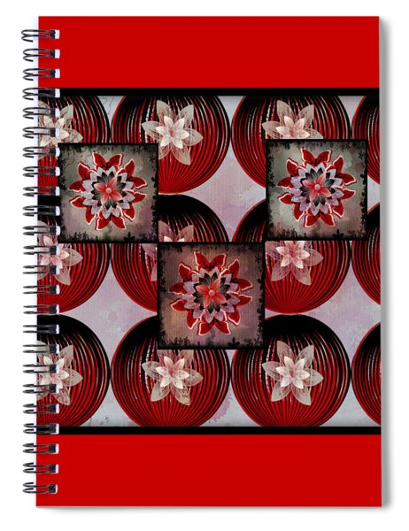 Butterfly Bloomer Spiral Notebook