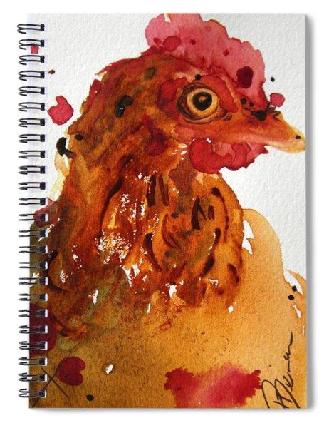 Buzz Spiral Notebook