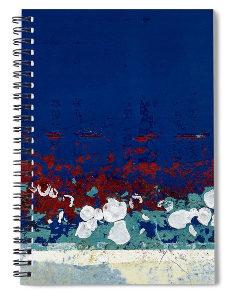 By Sea On Land Spiral Notebook