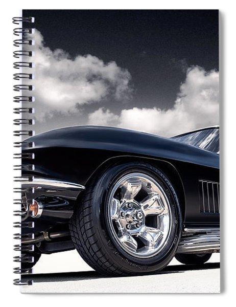 C2 It Spiral Notebook