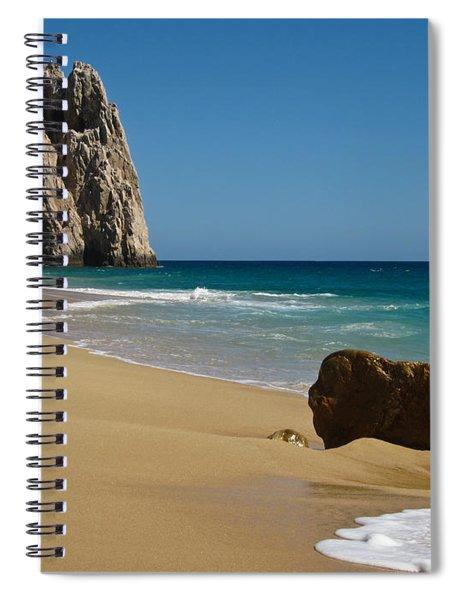 Cabo San Lucas Beach 1 Spiral Notebook