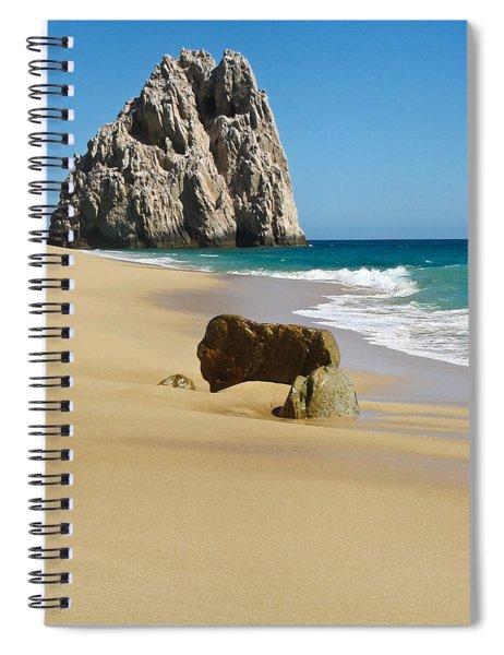 Cabo San Lucas Beach 2 Spiral Notebook
