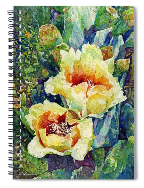 Cactus Splendor I Spiral Notebook