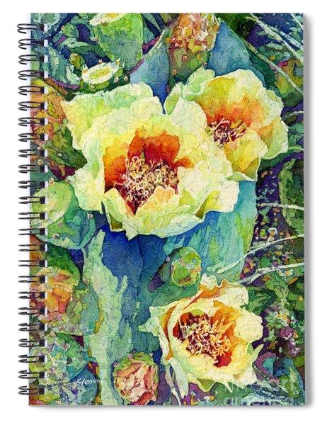 Cactus Splendor II Spiral Notebook