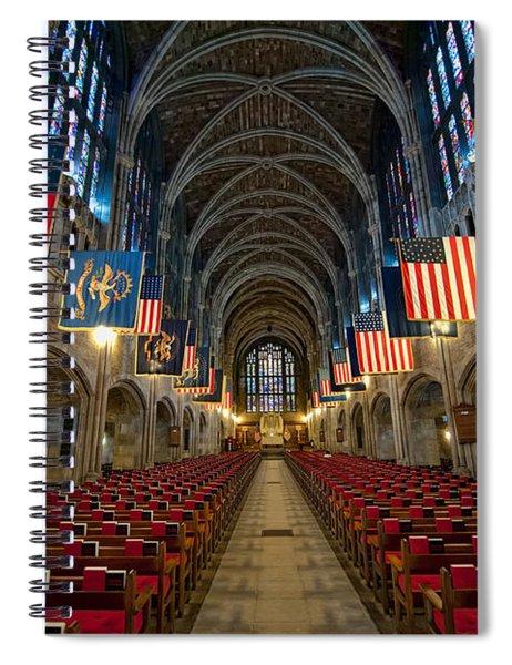 Cadet Chapel Spiral Notebook