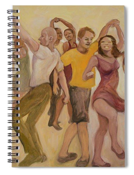California Twirl Spiral Notebook
