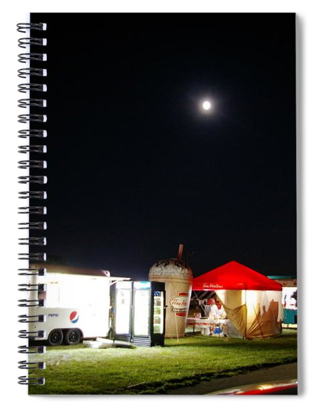 Call It A Night Spiral Notebook