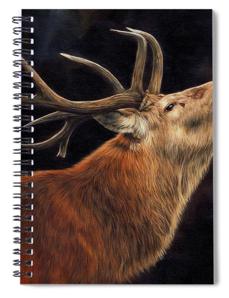 Call Of The Wild Spiral Notebook