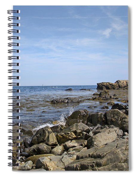 Calm Reality  Spiral Notebook